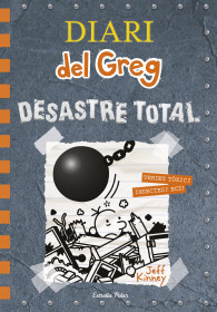 Diari del Greg 14. Desastre total